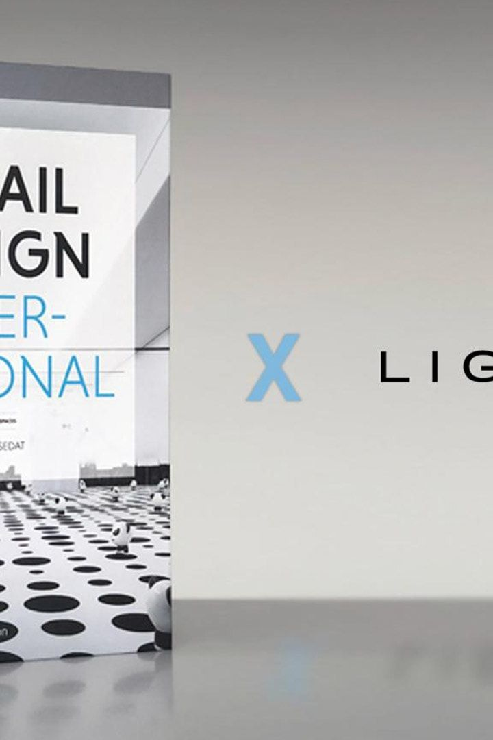 LIGA2037 | In the press | Retail design international | Cover