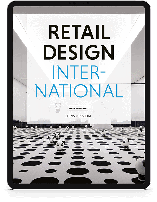 LIGA2037 | In the press | Retail design international